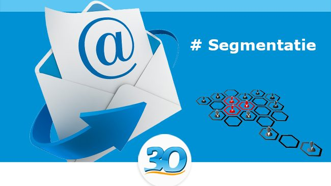 Email marketing segmentatie