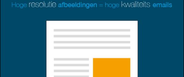 Beeldgebruik beeldmateriaal email mailings